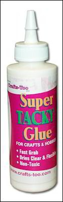 Crafts-Too: Super Tacky Glue