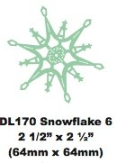 CLD: Snowflake 6