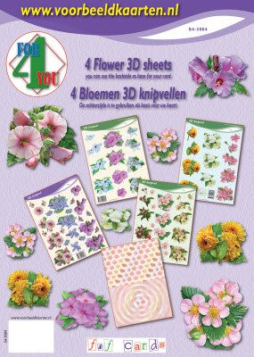 4 for you: bloemen