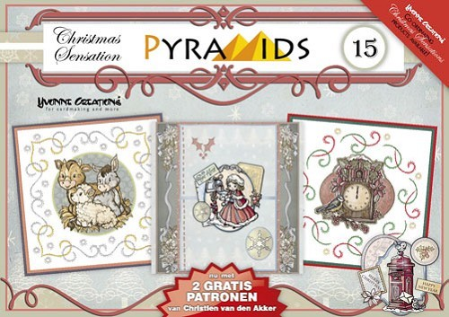 CD: Pyramids 15 Christmas Sensation