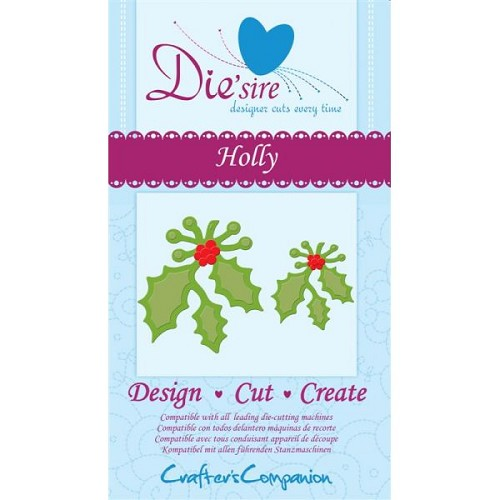 Crafters Com: Die`Sire die; Holly