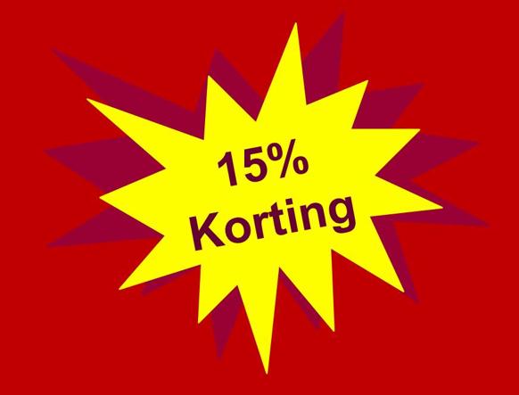 15-procent-korting